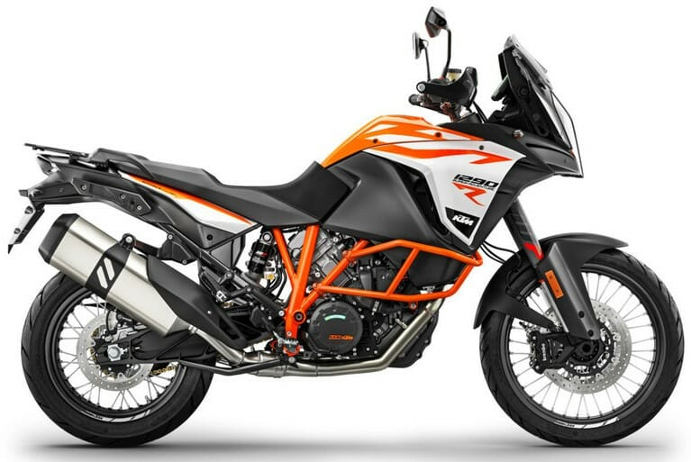 KTM1290 Super Adventure R90 MY 2017