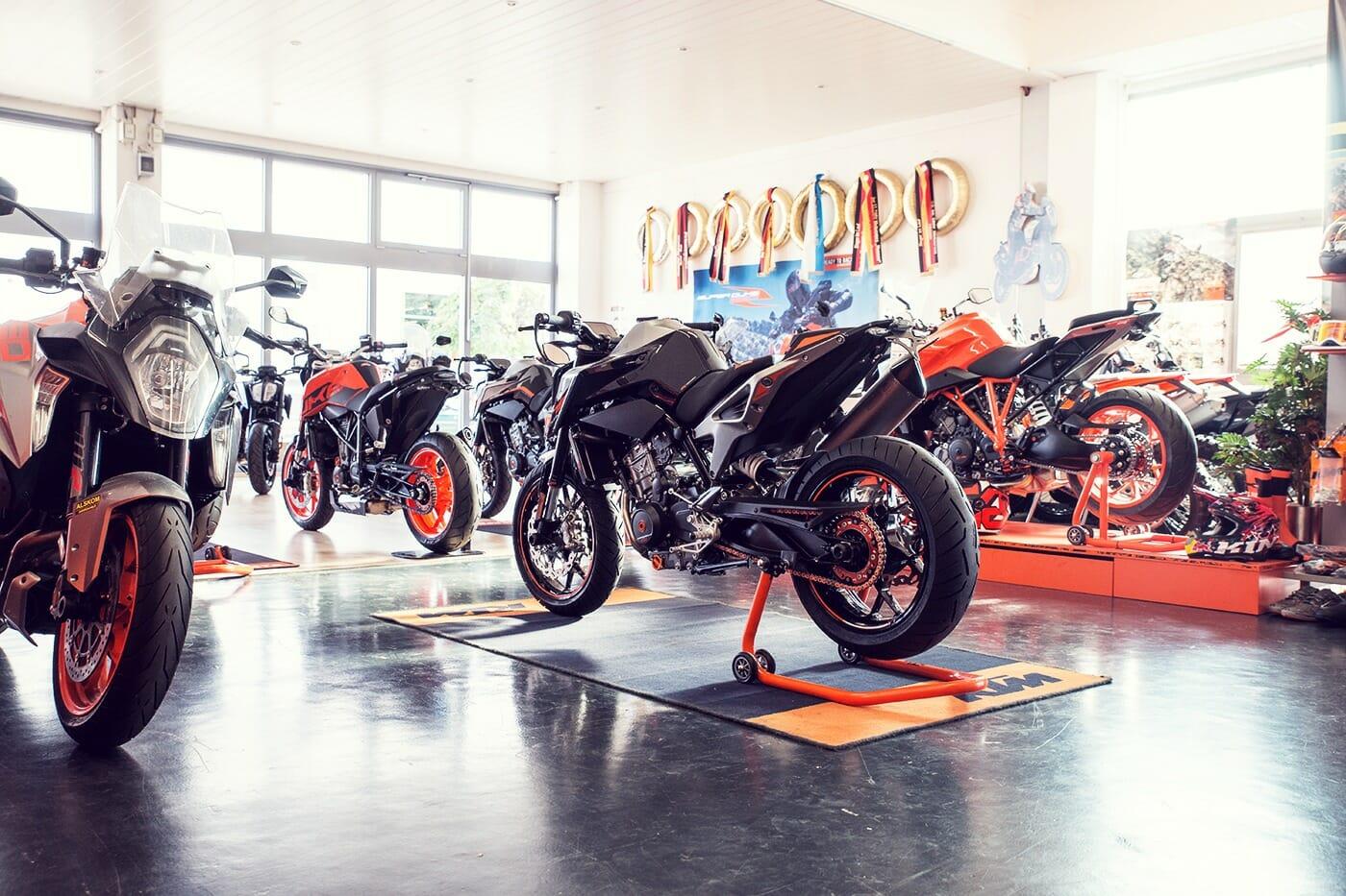 KTM Alskom Motocycle GmbH