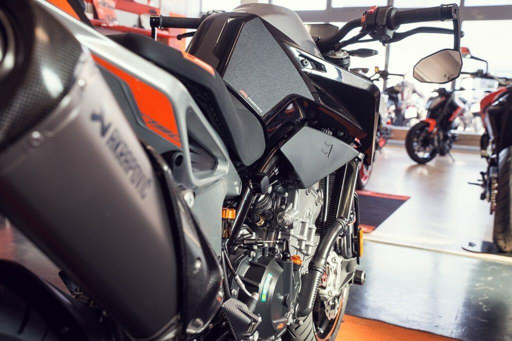 KTM Alskom Motocycle GmbH Verkaufsraum KTM Motorrad