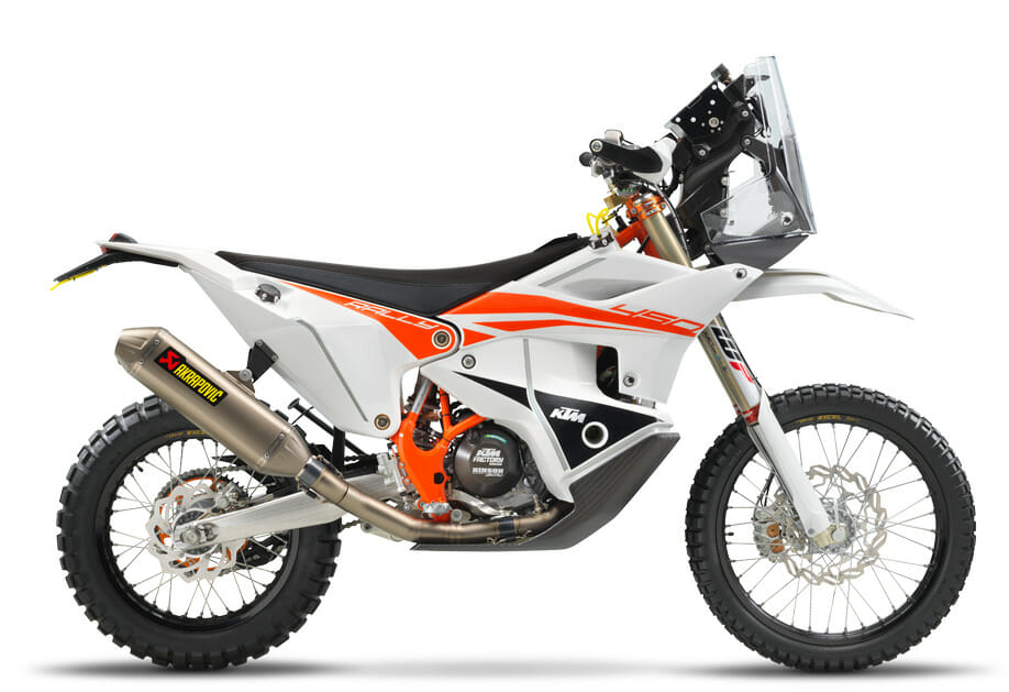KTM 450 RALLY FACTORY REPLICA 2019